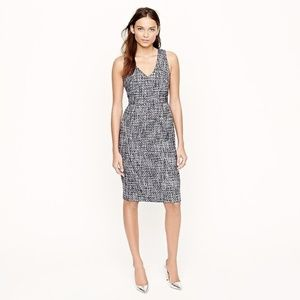J.Crew pepper Tweed dress size 2